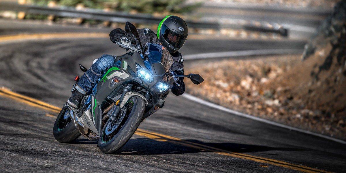 De nieuwe Kawasaki Ninja 650 2022