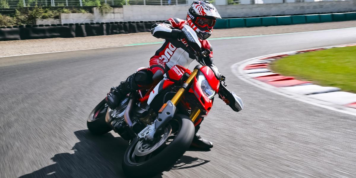De nieuwe Ducati Hypermotard 950 2021