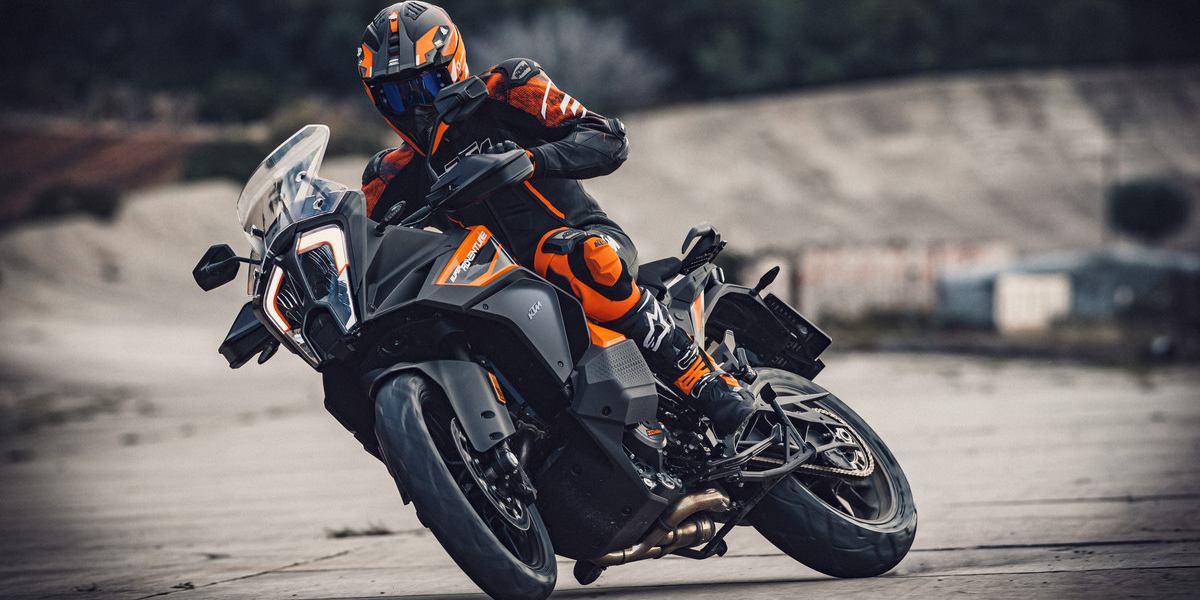 De nieuwe KTM 1290 Super Adventure S 2021