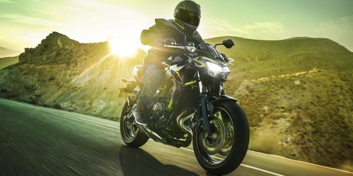 De nieuwe Kawasaki Z650