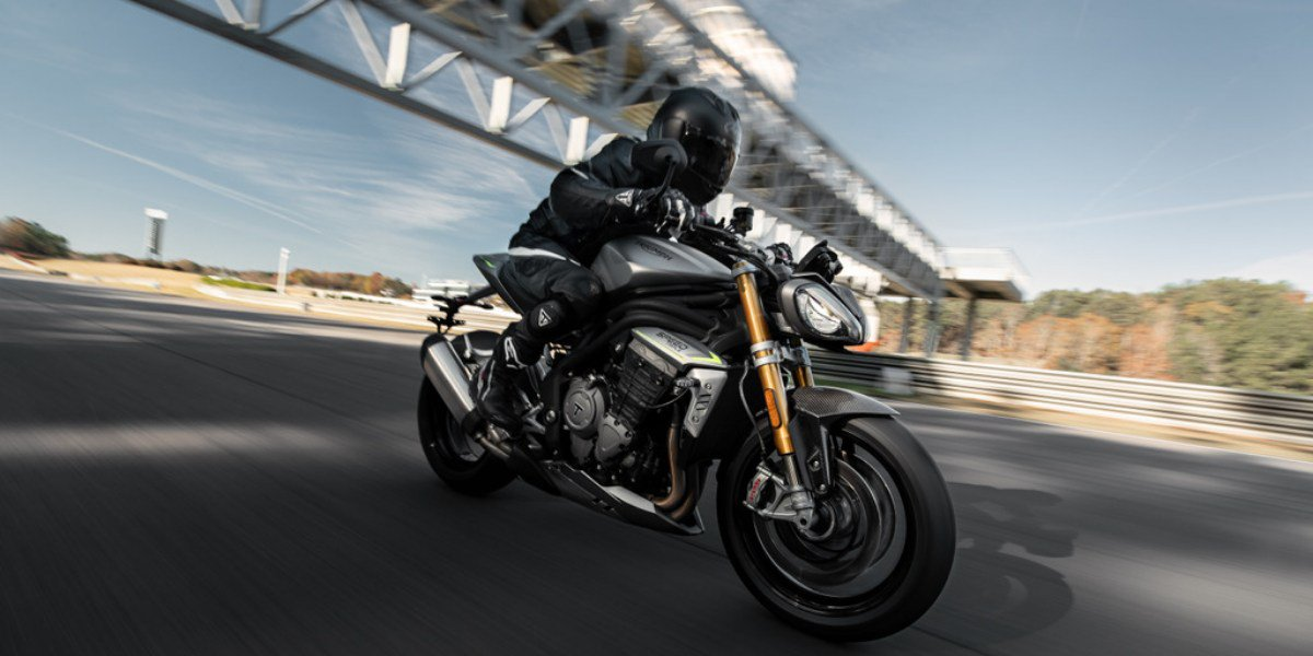 De nieuwe Triumph Speed Triple 1200 RS 2021