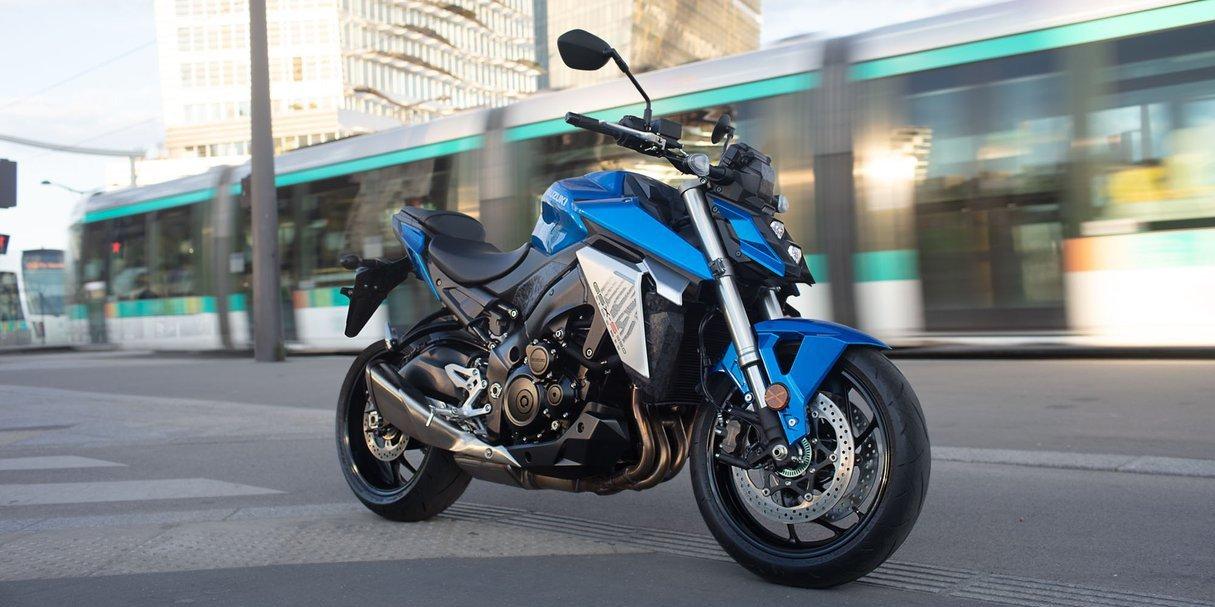 De nieuwe Suzuki GSX-S950 2021