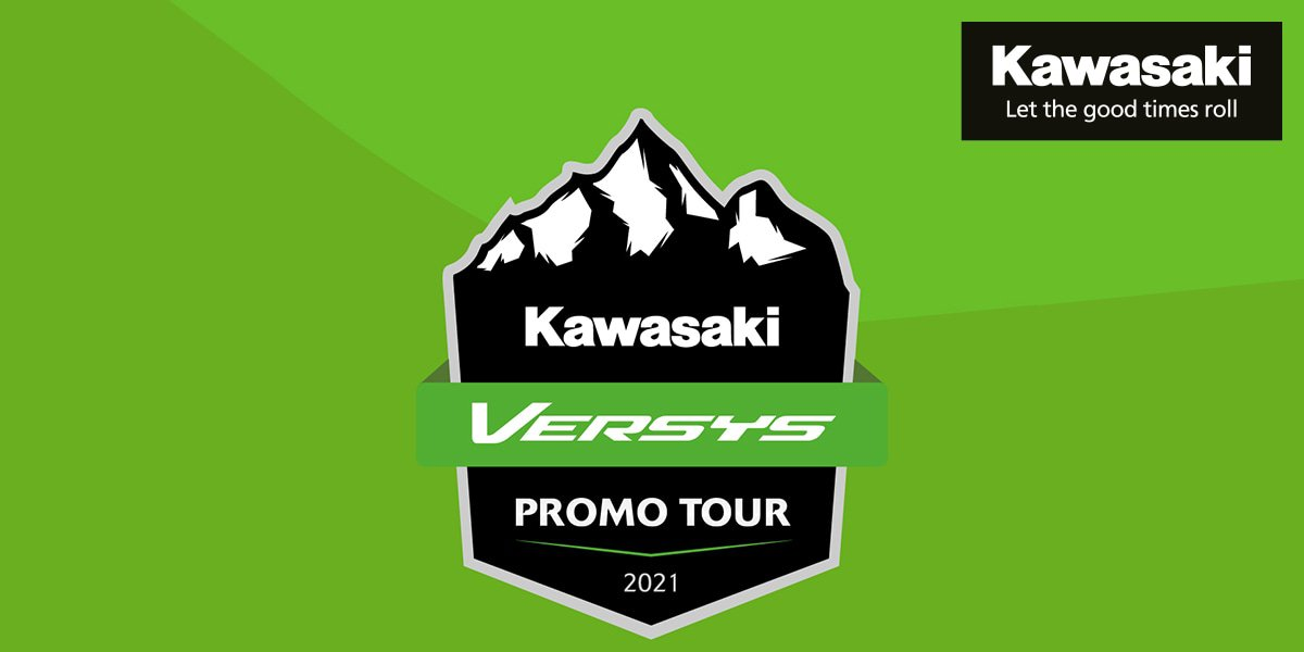 Kawasaki Versys Promo Tour