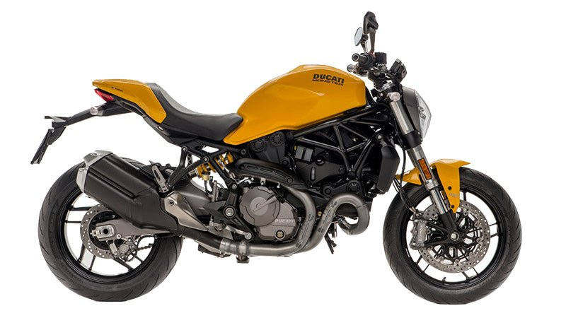 >Ducati Monster 821