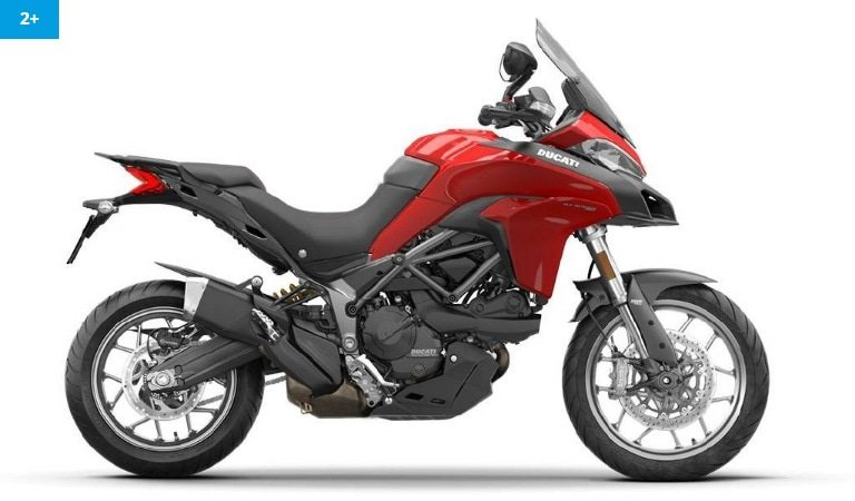 >Ducati Multistrada 950