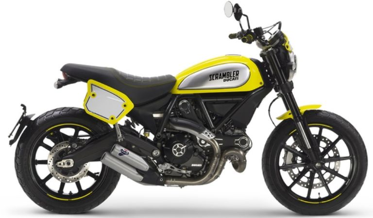 >Ducati Scrambler Flat Track Pro