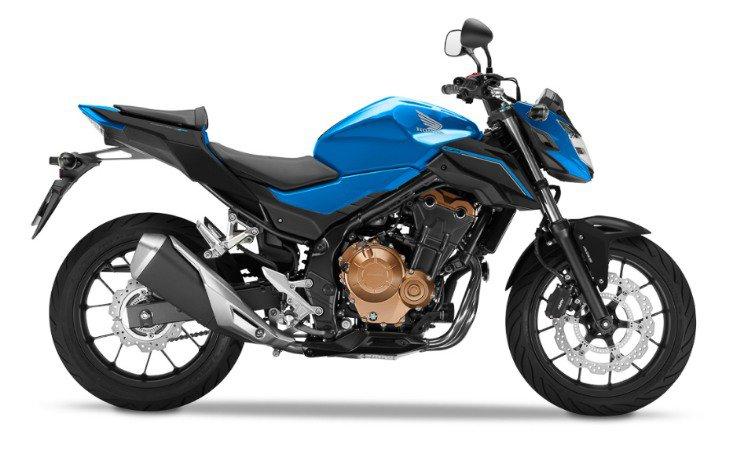 >Honda CB 500 F