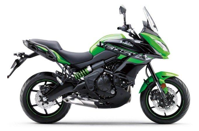 >Kawasaki Versys 650