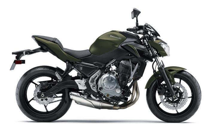 >Kawasaki Z650