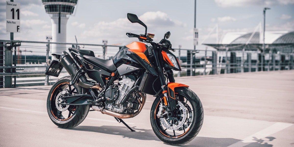 De nieuwe KTM 890 Duke 2021
