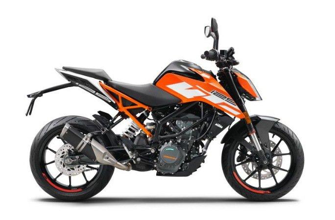 >KTM 125 Duke