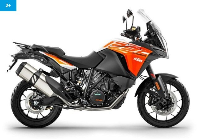>KTM 1290 Super Adventure S