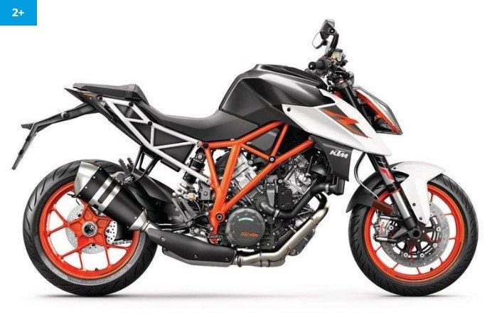 >KTM 1290 Super Duke R