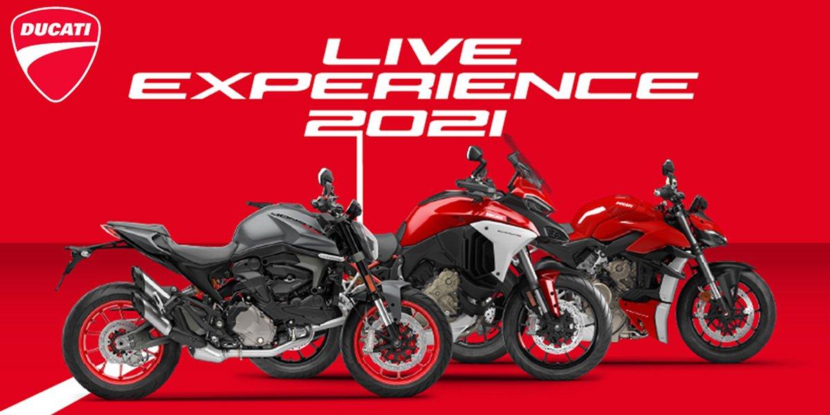 Ducati Live Experience 2021