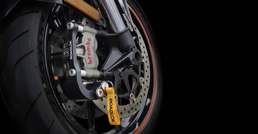 Roadlok: welke past op mijn motor?