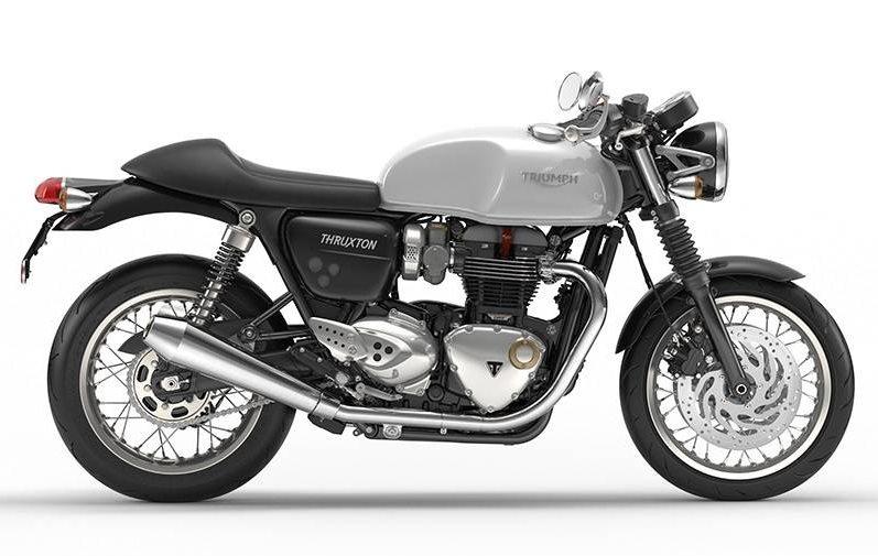 >Triumph Thruxton 1200