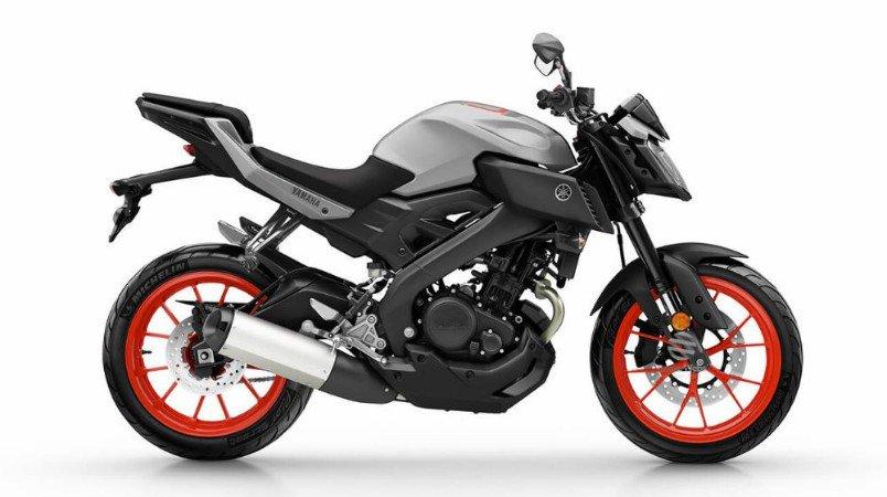 >Yamaha MT-125 11 KW