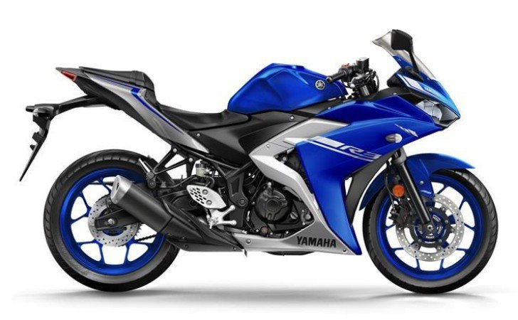 >Yamaha YZF-R3 35KW