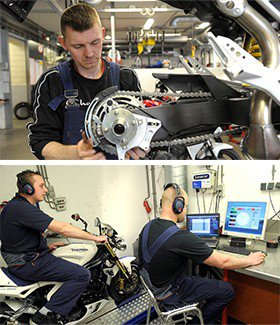 Werkplaats Goedhart Motoren