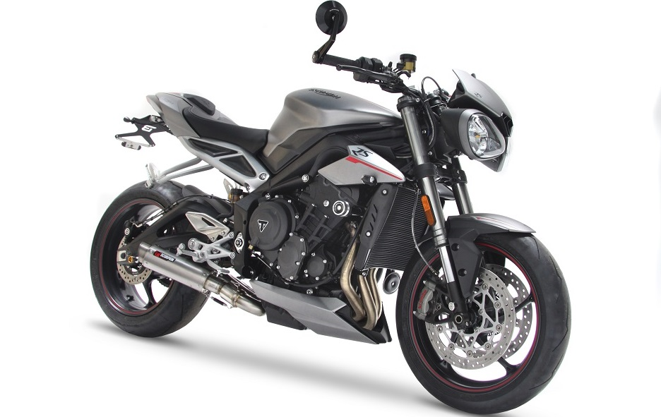 Barracuda Triumph Street Triple