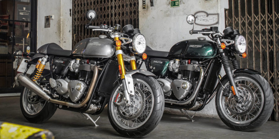 Triumph Spirit of '59 Demodag 2018