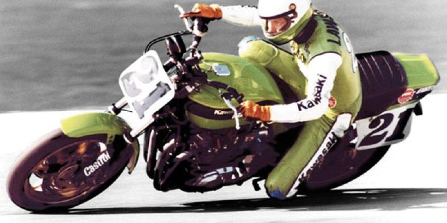 Een greep uit het verleden: Kawasaki