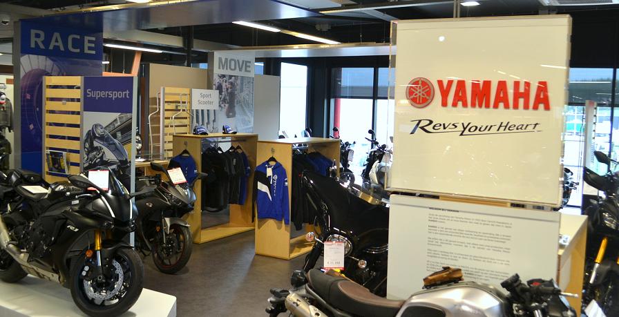 Yamaha collectie met korting!
