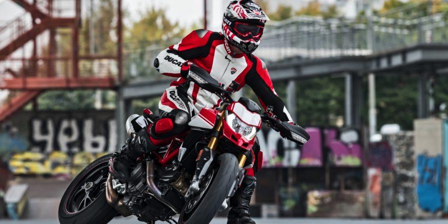 De Nieuwe Ducati Hypermotard 950 (SP)